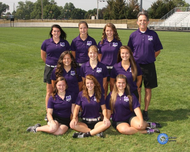 Girls' Golf 2014