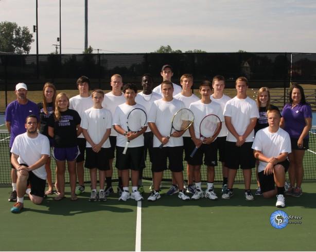 Boys' Tennis 2014